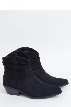 Boty na podpatku  model 150953 Inello