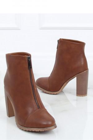 Boty na podpatku  model 150966 Inello