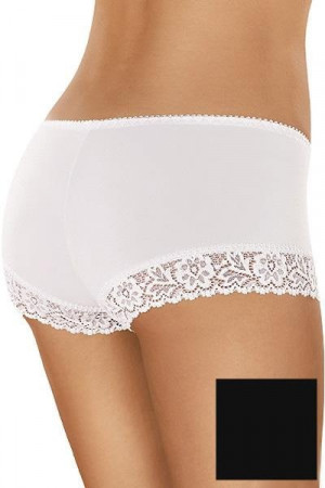 Dámské kalhotky 55 - Gabidar bílá