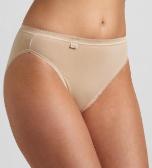 Kalhotky Sloggi Basic+ Tai 2P tělová 0026 - Triumph tělová