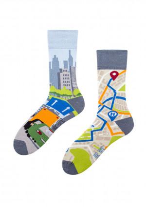 Ponožky Město - Spox Sox originál 40-43