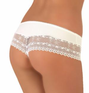 Dámské kalhotky Nr 262 - MoDo bílá