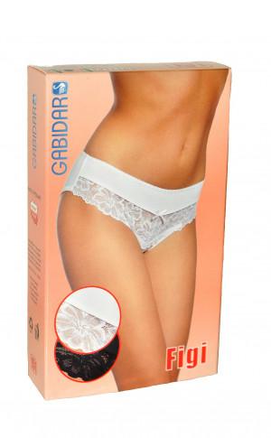 Dámské kalhotky Gabidar 151 bílá