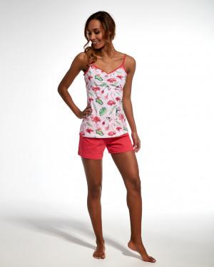 Dámské pyžamo Cornette 660/145 Lovely Day 2 S-2XL růžová