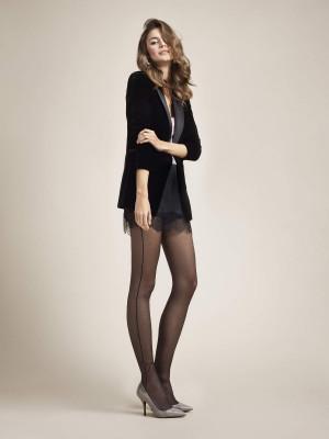 Dámské punčochové kalhoty Fiore Nada G 5929 20 den 2-4 černá 2-S