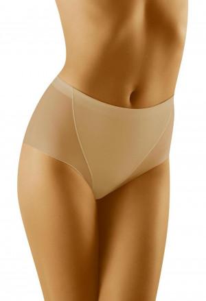 Stahovací kalhotky Minima beige - WOLBAR béžová