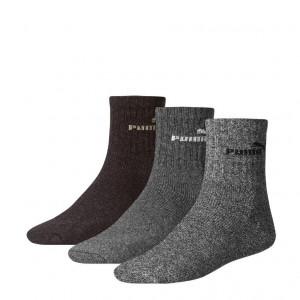 3PACK ponožky Puma vícebarevné (241005001 207) 35-38
