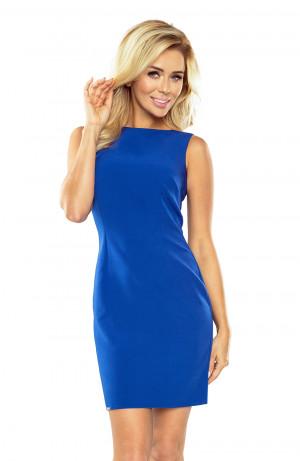 Dámské šaty 159-2 - NUMOCO královská modrá
