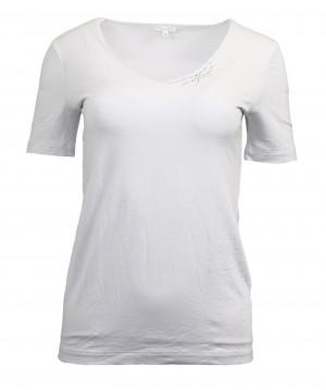 Dámské tričko Linaka kr - Favab bílá