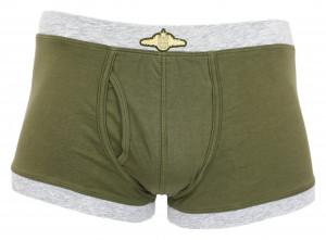 Pánské boxerky M30764 khaki - Dolce Gabbana khaki
