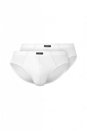 Henderson 1440 K121 plus size A'2 Pánské slipy 3XL white