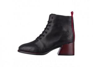 Kotníčková obuv RIEKER 79302-00