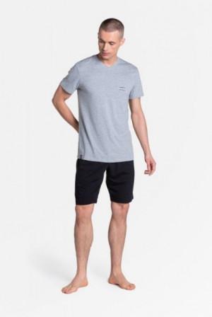 Henderson 38881 Duty Pánské pyžamo XXL grey