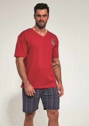 Pánské pyžamo Cornette 326/94 L Červená