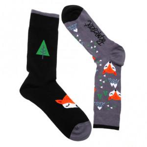 Ponožky Represent foxes (R0A-SOC-0601) 37-39