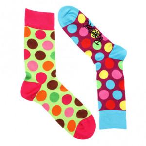Ponožky Represent color dots (R0A-SOC-0602) 35-38