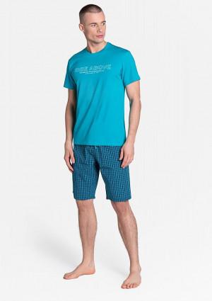 Pánské pyžamo Henderson 38883 3XL Dle obrázku