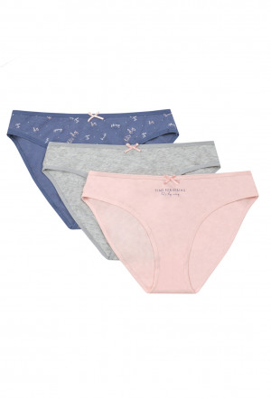 Dámské kalhotky Henderson Ladies 36508-K029 MI-MI A'3 multikolor