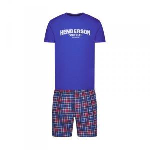 Henderson 38874 Lid Pánské pyžamo XL blue