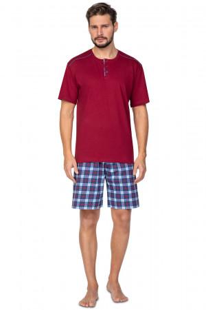 Pánské pyžamo Regina 578 kr/r M-XL bordó
