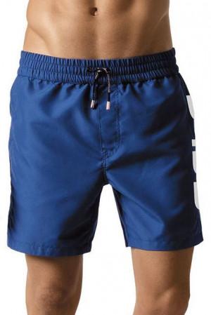 Koupací šortky Patrik modré modrá
