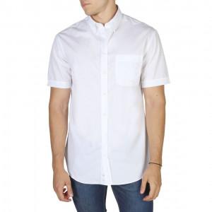Pánská košile Emporio Armani W1CM1MW11F1 white