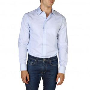 Pánská košile Emporio Armani V1C32TV114C blue