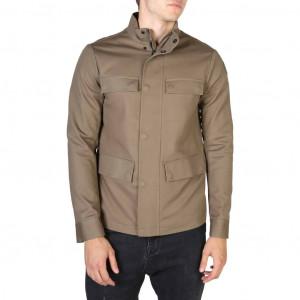 Pánská bunda Emporio Armani 3Y1K021NCBZ brown