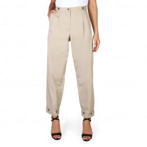 Dámské kalhoty Emporio Armani V2P03TV9812 brown