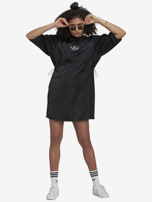 Šaty adidas Originals Černá