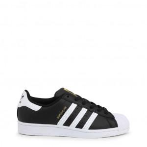 Unisex tenisky Adidas Superstar black UK 4.0
