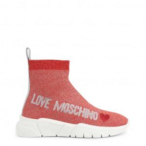 Dámské tenisky Love Moschino JA15103G1AIR red EU