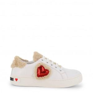 Dámské tenisky Love Moschino JA15543G08JDX white EU