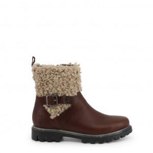 Dámská kotníčková obuv U.S. Polo Assn. AVENE4072W9_LW1 brown EU