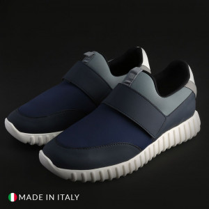Pánské tenisky Made in Italia LEANDRO. blue EU