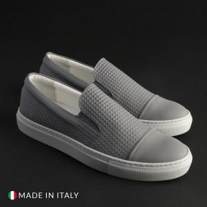 Pánské tenisky Made in Italia LAMBERTO grey EU