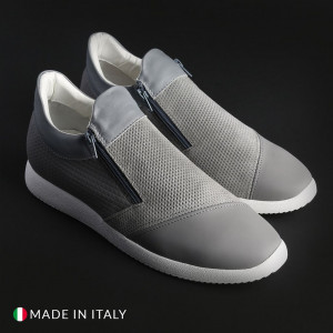 Pánské tenisky Made in Italia GIULIO grey EU