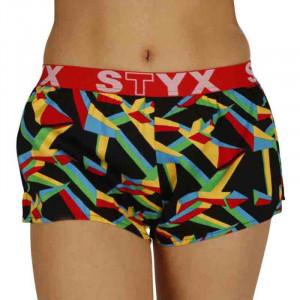 Dámské trenky Styx art sportovní guma triangular (T957)