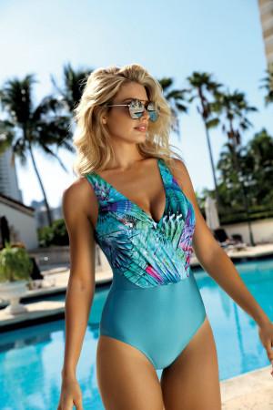 Jednodílné dámské plavky S1006VA20 1