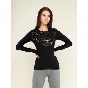 Dámské tričko 163229 9A232 00020 černá - Emporio Armani černá