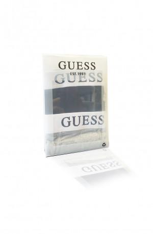 Pánské boxerky 2pack U1GG04K6YW1 - F9AF černo-šedá - Guess černá-šedá