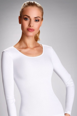 Dámské tričko Irene white - ELDAR bílá