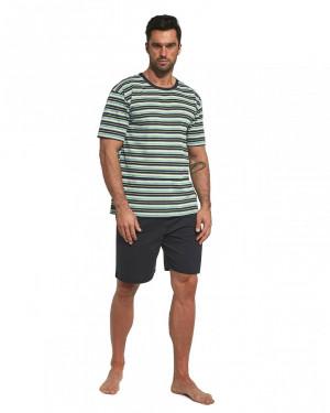 Pánské pyžamo 338/06 - CORNETTE vícebarevné
