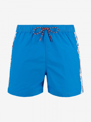 Plavky Tommy Hilfiger Modrá