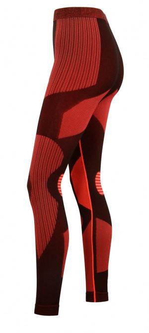 Kalhoty THERMO DAM 1498/CL20 korálová