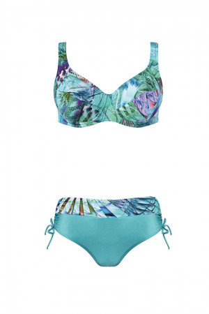 Dvoudílné dámské plavky S808A20 1