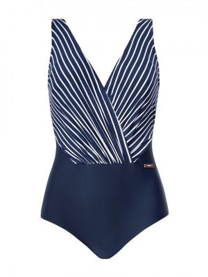 Jednodílné dámské plavky S1006PM9