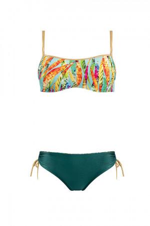 Dvoudílné dámské plavky S1002T20 1