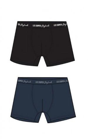 Pánské boxerky Lee Cooper 37302  černá