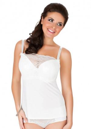 Dámská košilka Parfait 7406 Sophia bílá perla 34 D Bílá perla 80 E Bílá perla